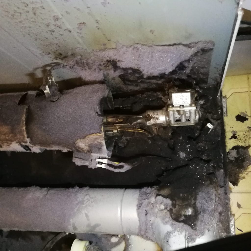 dryer lint removal - dryer repair by alpha tech richmond hill