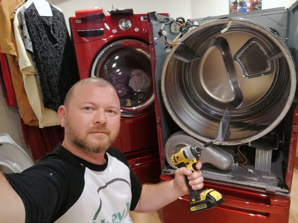 Dryer Installation Markham