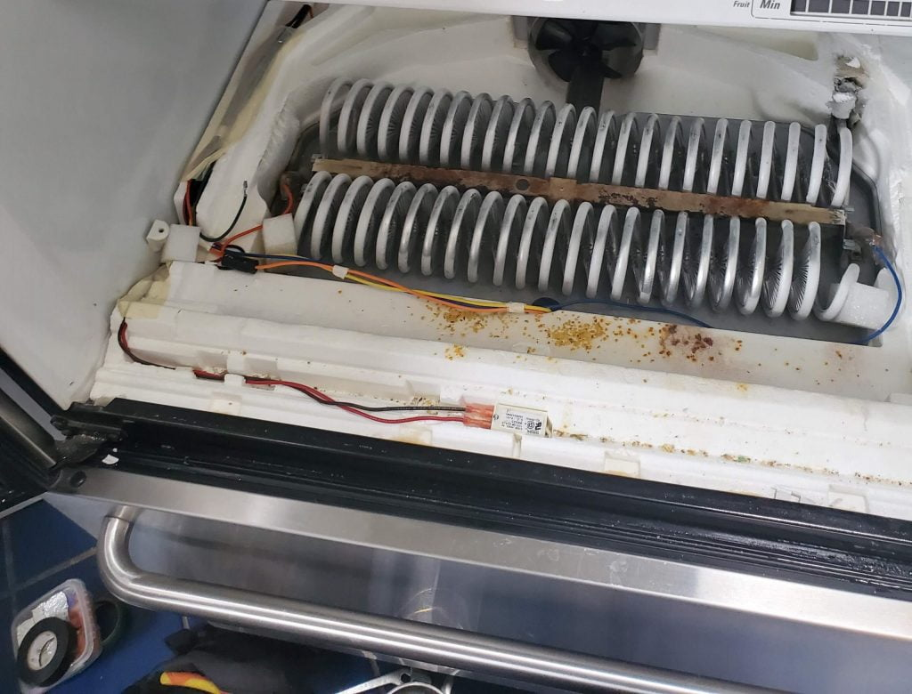 whirlpool fridge repair by alpha tech north york