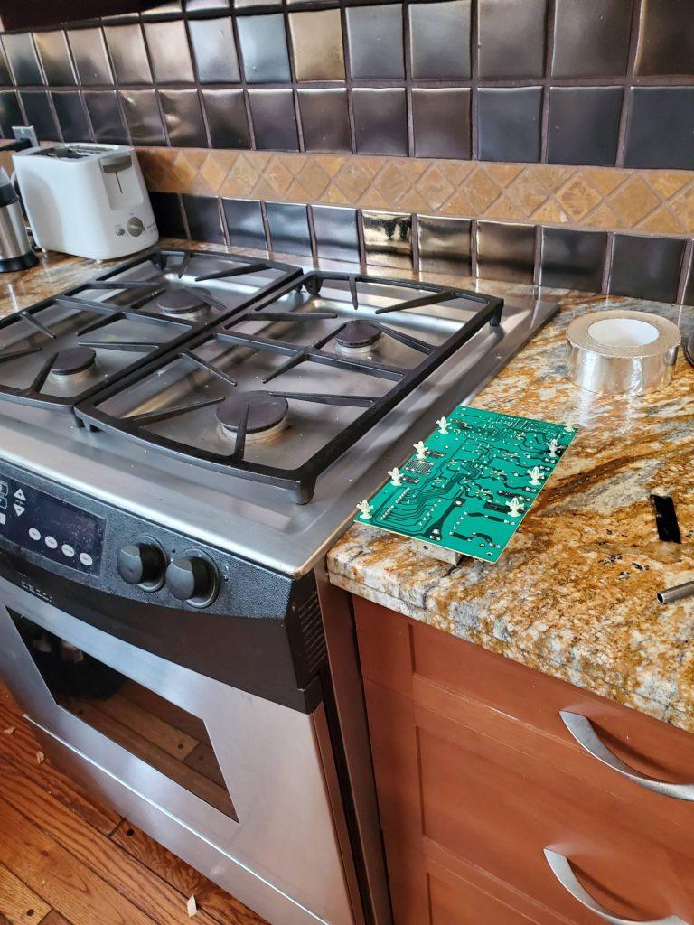 stove repair - appliance parts markham