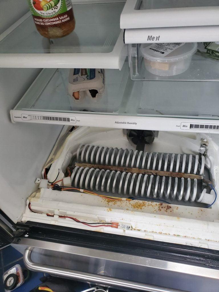 refrigerator repair toronto by alpha tech