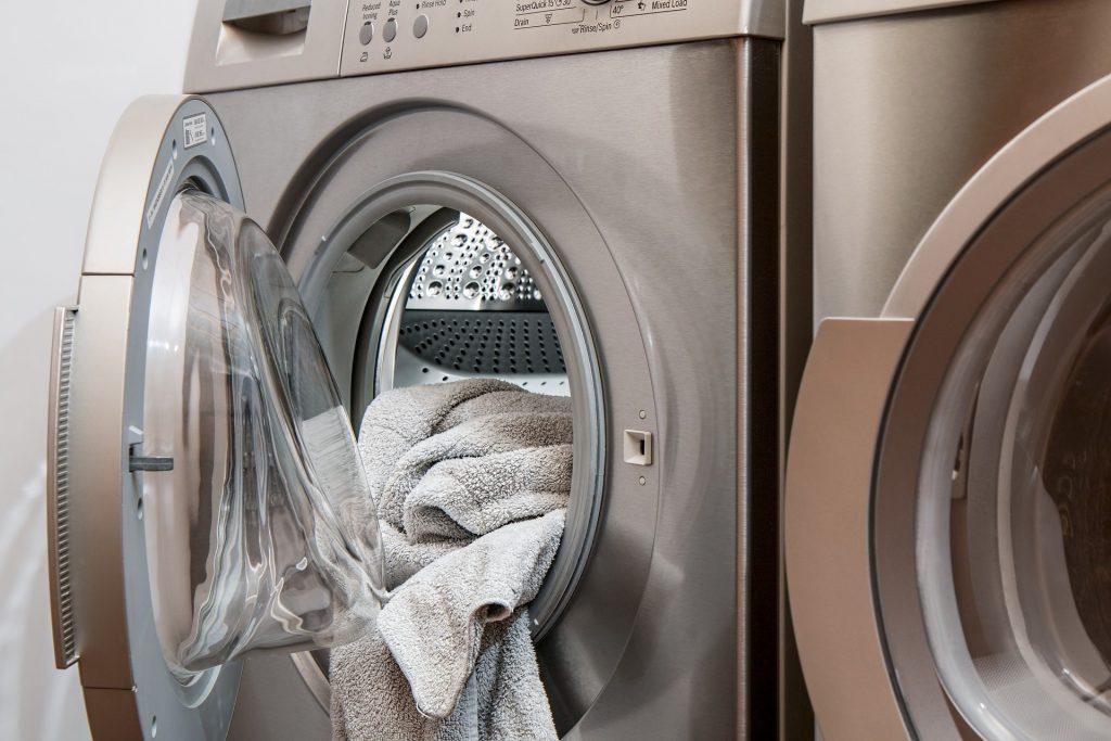 washer error code