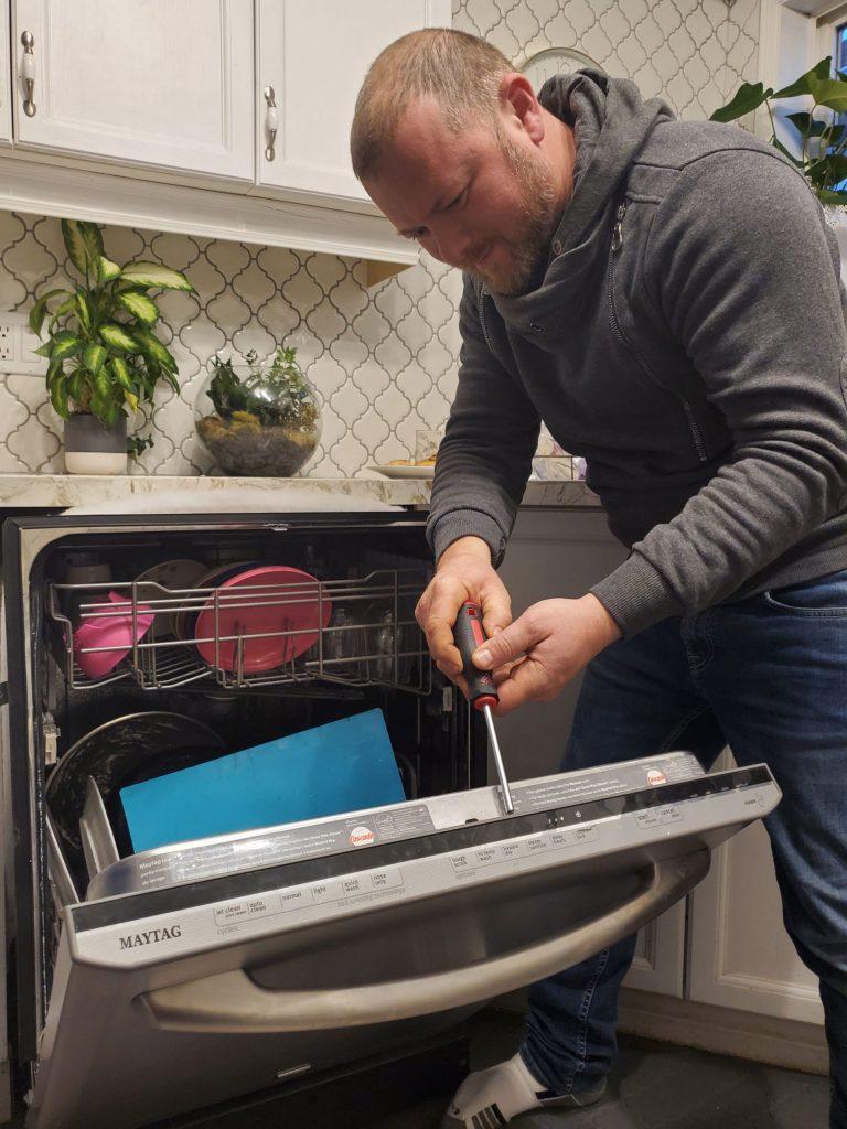 alpha tech dishwasher repair toronto