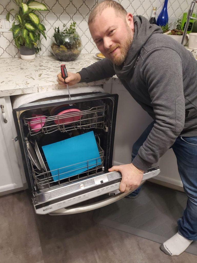 dishwasher repair Vaughan