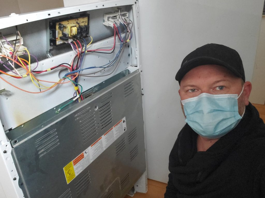 stove repair service by alpha tech appliance toronto
