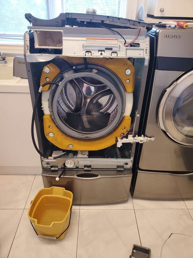 washer repair by alpha tech king city