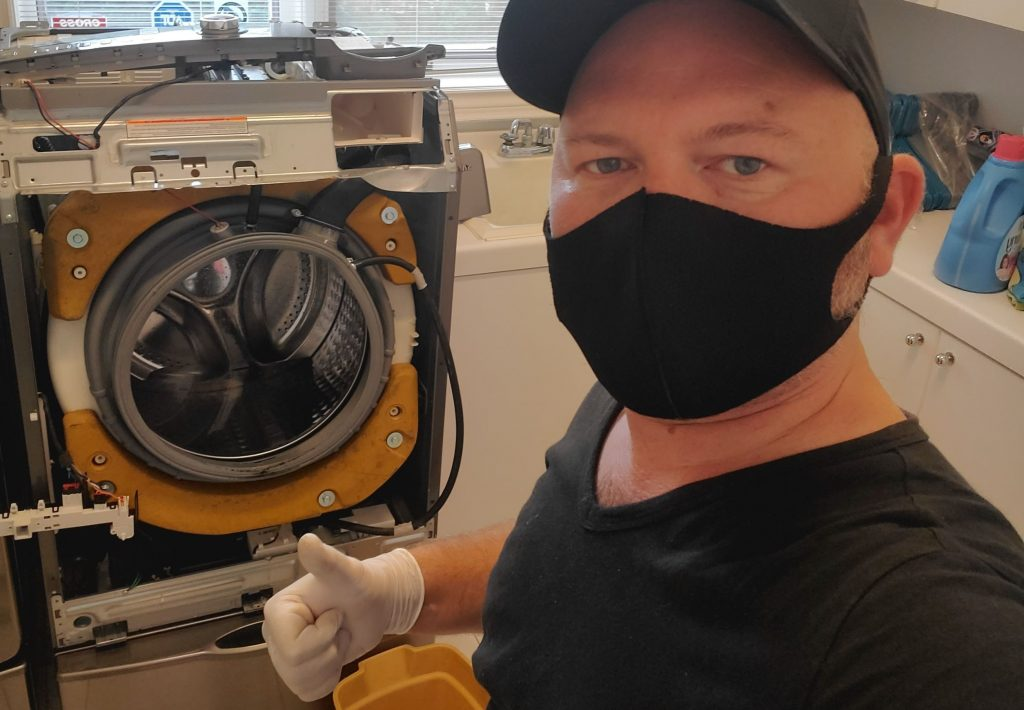 Washer Repair by Alpha Tech Appliance Barrie