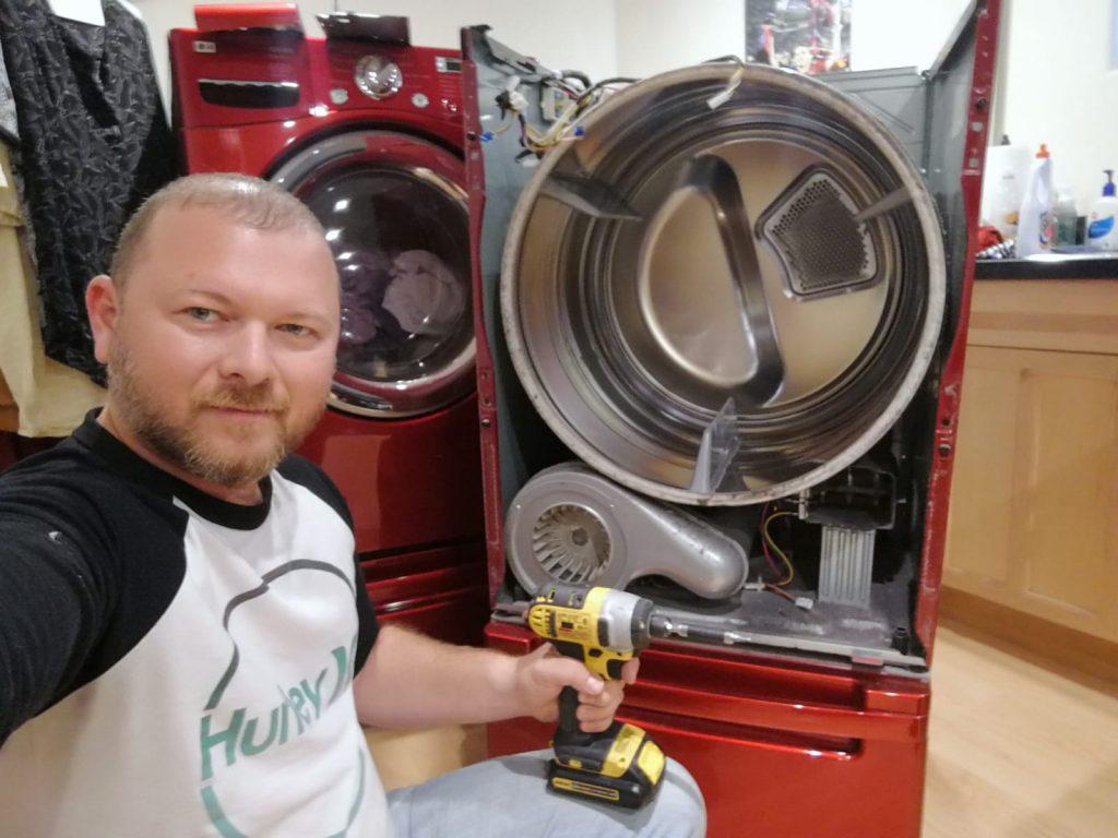 Dryer Repair by Alpha Tech King City