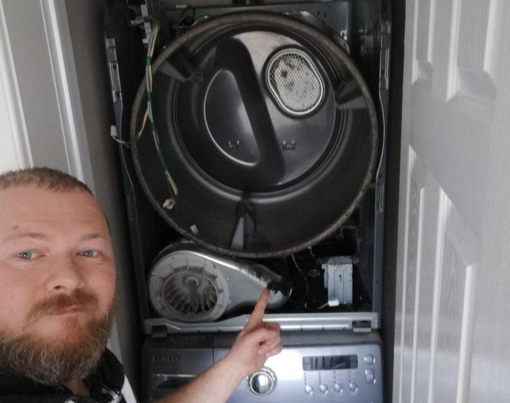 Dryer Repair Company Alpha Tech Appliances North York