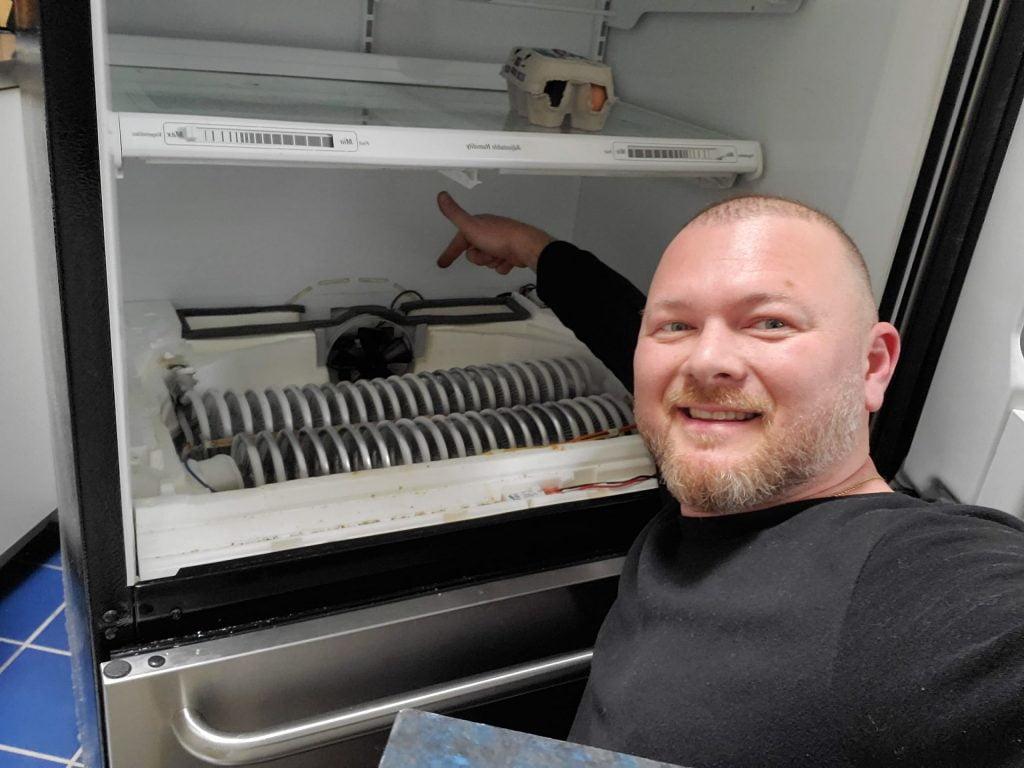 Alpha Tech Refrigerator Repair Markham