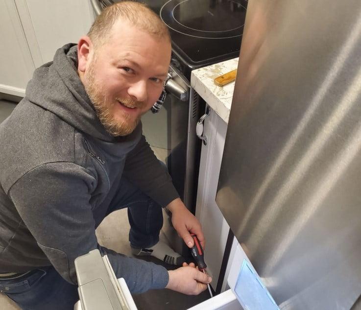Fridge Repair by Alpha Tech Appliances Vaughan