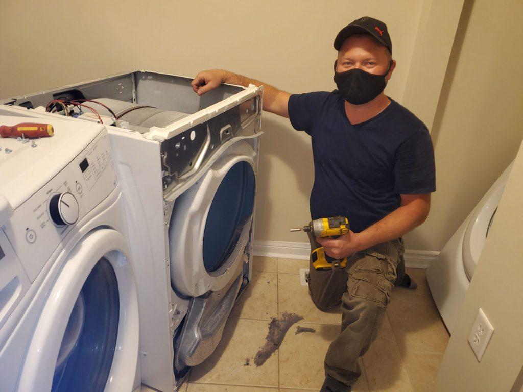 Washer Repair Contractors Barrie