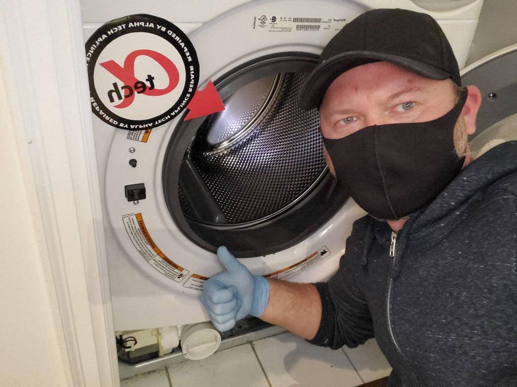 Washer Repair Services by Alpha Tech Appliances Richmond Hill